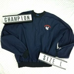Champion Yankees sweatshirt, Size L